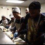 Jeezy Feeds The Homeless In Atlanta For Thanksgiving