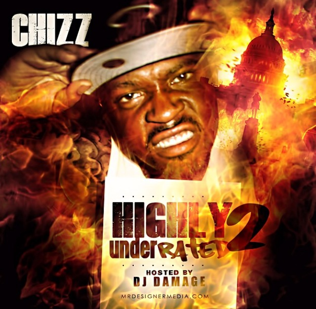 Chizz   Highly Underrated 2 (Mixtape)