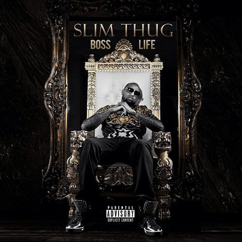 slimthuglovesingle Slim Thug   Love It Ft. Chamillionaire & Paul Wall