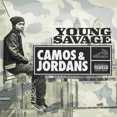 Camos and Jordans front cover