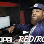 "RediRoc Previews A Few Records Off his ""Legendz Never Die"" MIxtape Hosted by Jahlil Beats (Video)"