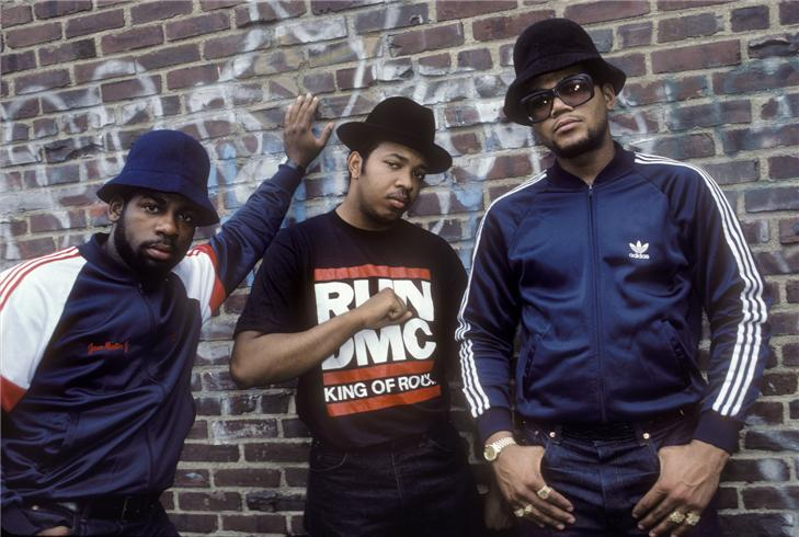 Run DMC1 Run D.M.C. And The Sugarhill Gang Get Inducted Into The Grammy Hall Of Fame