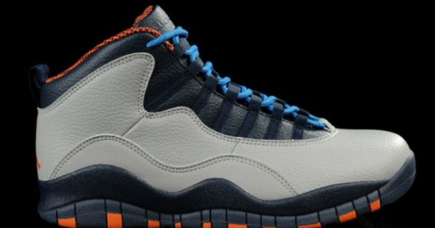 air jordan 10 x retro 2014 bobcats 638x336 630x331 Air Jordan X Bobcats (Photos)