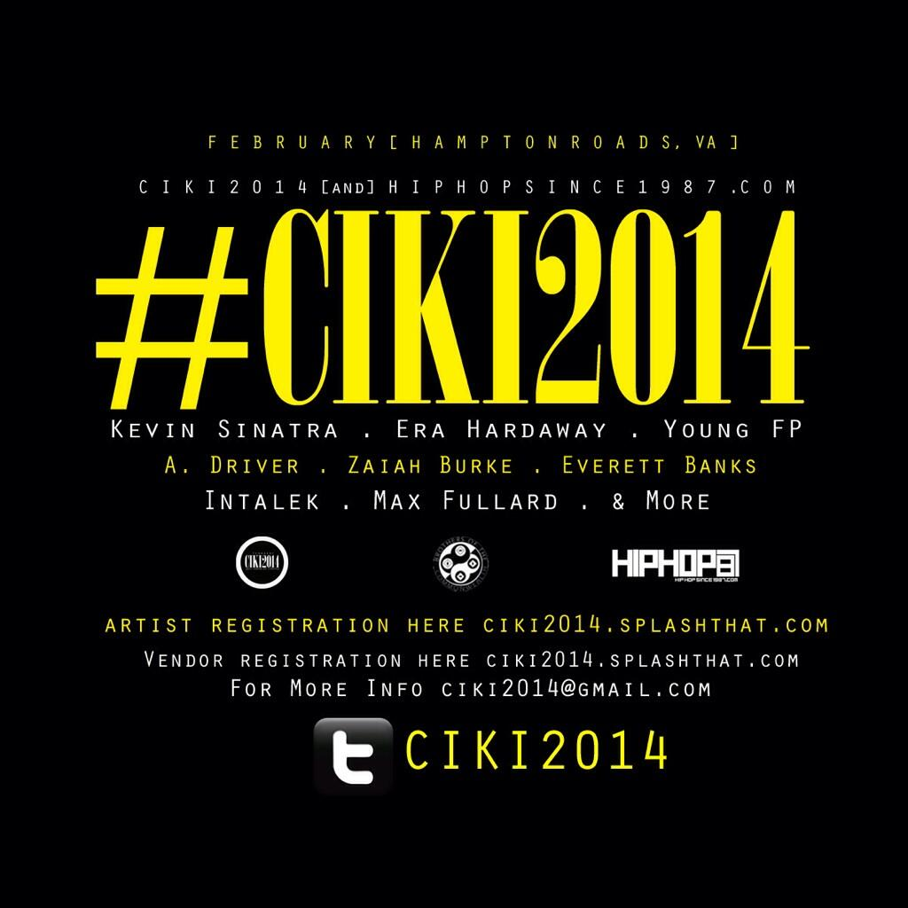 cikilogo HHS1987 X Brothers Of CommonWealth: #CIKI2014 Showcase (Event)