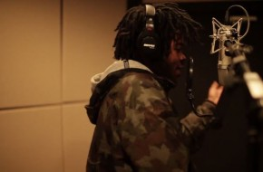 Capital STEEZ – Vinyls (Unreleased Recording Session) (Video)