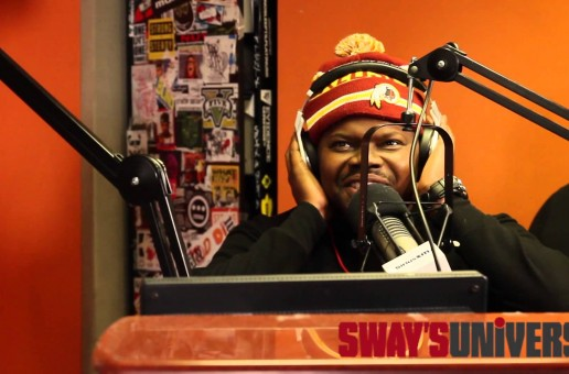 DMV's Muggsy Malone – Sway in the Morning Freestyle (Video)
