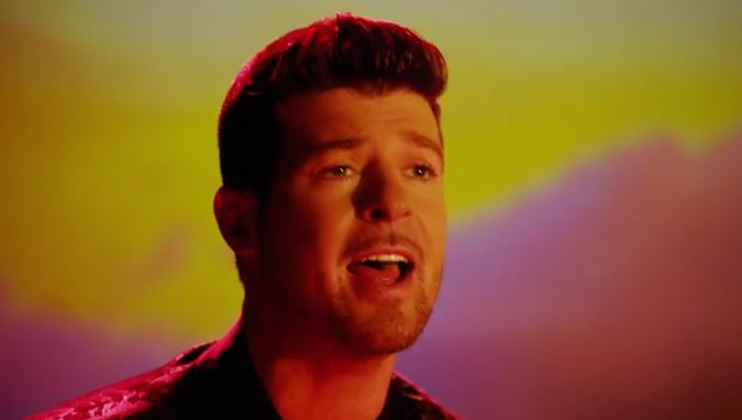 newrobinthickevideo Robin Thicke   Feel Good (Video)