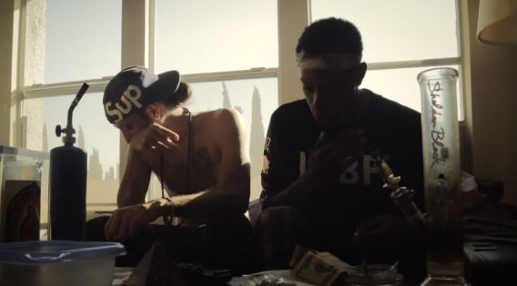 theunderachieversnewvideo The Underachievers   Midnight Augusto (Video)