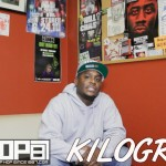 Kilogram talks new single with Gillie, his 1st $100k record deal, coming from Jersey & More (Video) (Shot by Rick Dange)