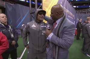 Primetime & Beast Mode: Deion Sanders Catches Up With Marshawn Lynch (Video)