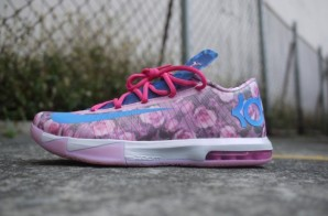 "Nike KD 6 Supreme ""Aunt Pearl"" (Photos)"