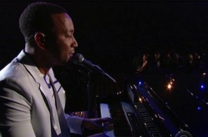 John Legend – All Of Me (Live At The GRAMMY's) (Video)
