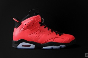 "Air Jordan 6 ""Infrared 23″ (Photos)"