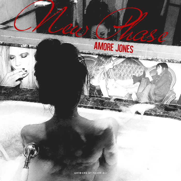 Amore Jones - New Phase (Artwork)