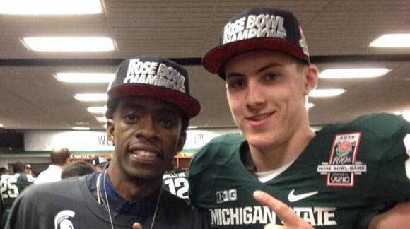 Bc8SzalCQAAjbSl Rich Homie Quan Joins Michigan State at the Rose Bowl (Photos)