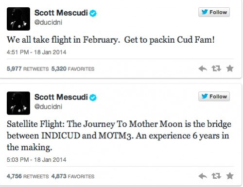 Kid Cudi Tweets 2 500x385 KiD CuDi Announces EP Title And Release Date