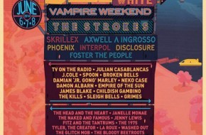 2014 Governors Ball Music Festival Lineup