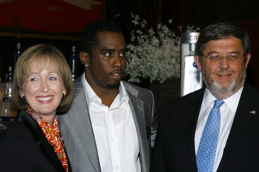 """Unveiling of the Strategic Alliance Between Sean """"Diddy"""" Combs and Diageo"""