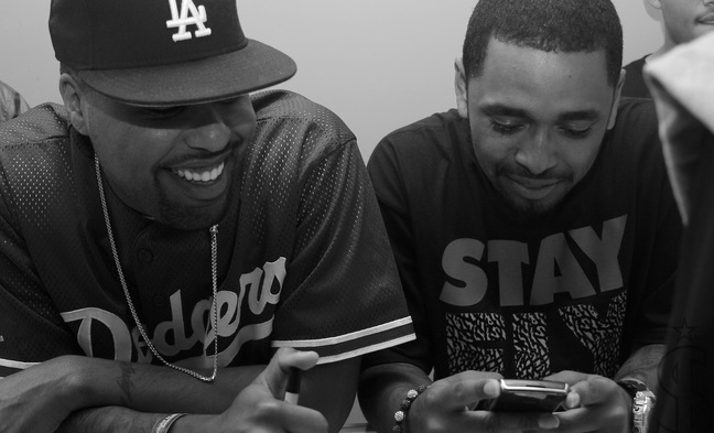 Skeme Dom Kennedy Skeme   Know Me Ft. Problem & IAMSU!