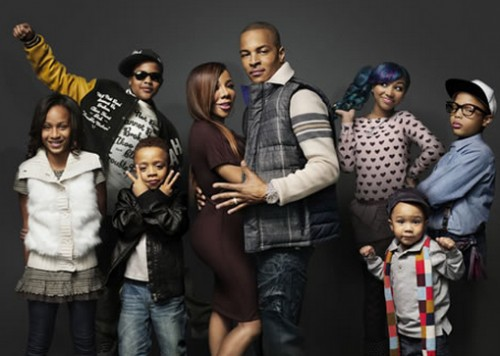 T.I. & The Harris Family