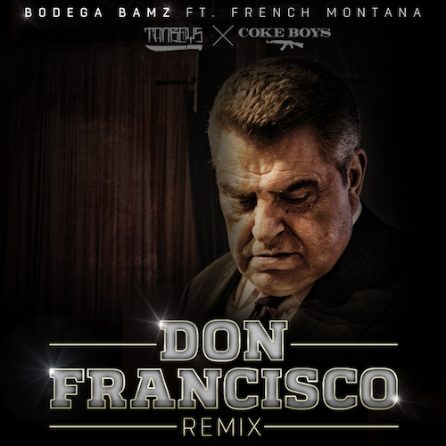 XmJKsxq Bodega Bamz & French Montana – Don Francisco (Remix)