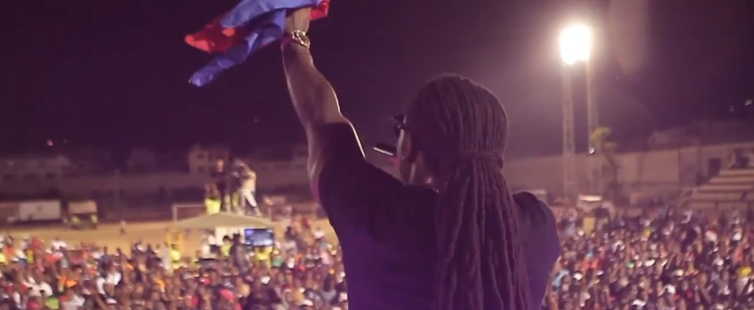 Ace Hood First Time In Haiti (Vlog)