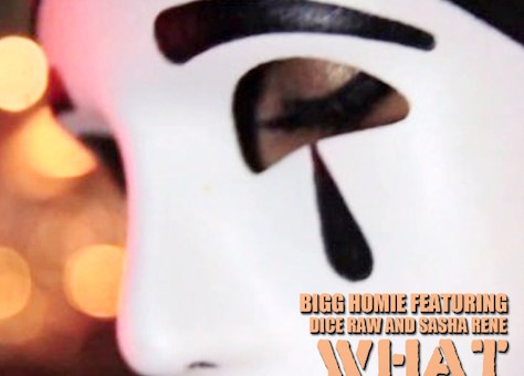 Bigg Homie – What I Am Ft. Dice Raw & Sasha Renee