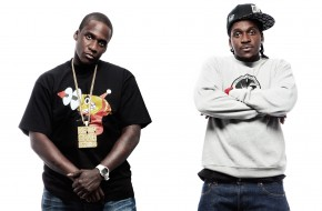 Pusha T, No Malice & The Neptunes Are Working On The Clipse New Album