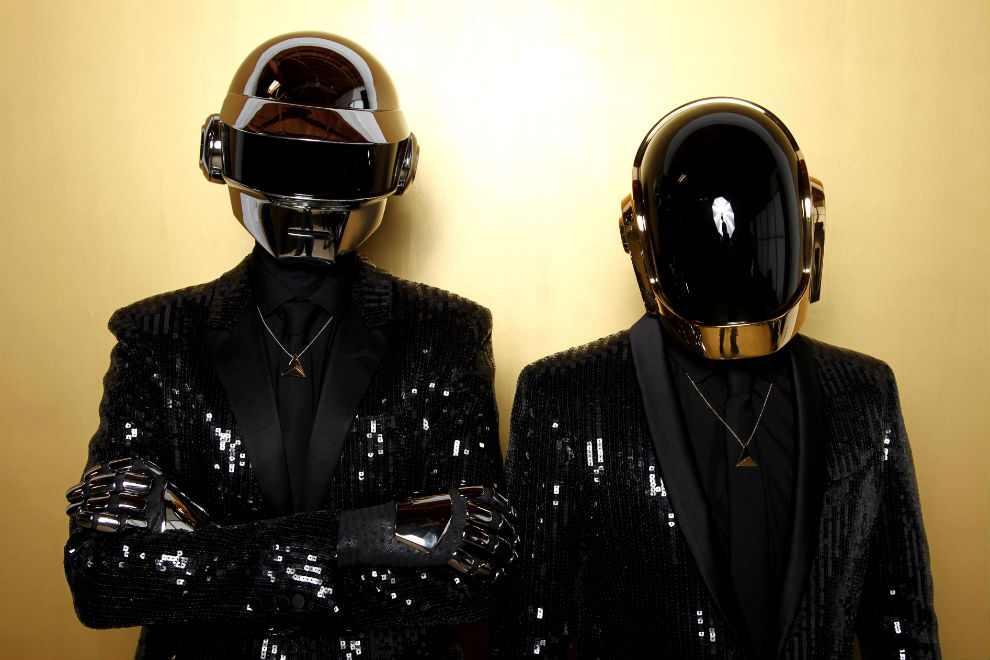 daft punks grammy performance to feature stevie wonder pharrell nile rodgers and more Daft Punk Set To Recruit Stevie Wonder, Pharrell & Nile Rodgers For 56th Grammy Awards Performance