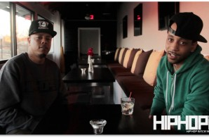"J Holiday Talks his New Album ""Guilty Conscience"", His New Label & More with HHS1987 (Video)"
