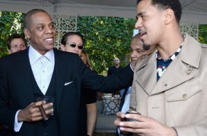 jay z rihanna meek mill j cole wale dj mustard more attend roc nations 2014 pre grammy brunch photos HHS1987 2014 9 1 298x196 Jay Z, Rihanna, Meek Mill, J. Cole, Wale, DJ Mustard & more Attend Roc Nations 2014 Pre Grammy Brunch (Photos)