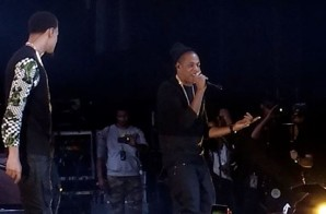 J.Cole Brings Out Jay Z During His Show At Madison Square Garden (Video)