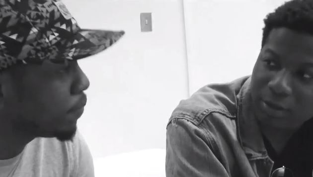 kendricklamarquinelleholder Throwback: Kendrick Lamar Talks Being Embraced By Dr. Dre, Giving Back To His Community & More W/ Quinelle Holder (Video)