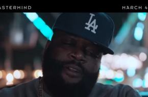 Rick Ross – Bound 2 Freestyle (Video)