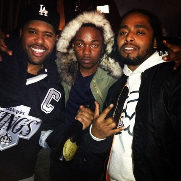 tdexopmlivenyc Dom Kennedy Brings Out Kendrick Lamar During His Show At Irving Plaza (Video)