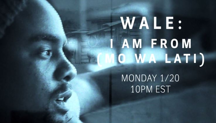 walerevolttvdoc Revolt TV Presents: Wale   I Am From (Documentary Trailer)