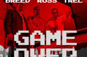 Young Breed – Game Over Ft Rick Ross & Fat Trel (Prod by 808 Mafia)
