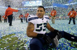 12th Man Champs: Seattle Seahawks win Super Bowl XLVIII; Malcolm Smith named Super