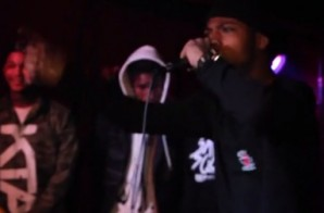 "A$AP Ant Performs At New York's ""The Come Up Radio Show"" (Video)"