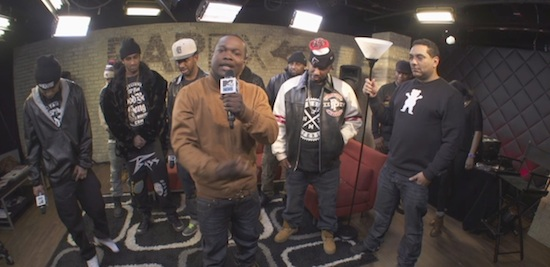 B0fe1Qz Isaiah Rashad, Yung Reallie, City Boy Dee, Coca, Tweez & Money Ming – MTV RapFix Live Freestyle (Video)