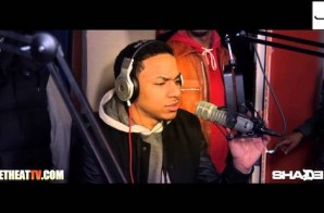 Cory Gunz & Euro – Shade 45 Streetsweeper Radio Freestyle (Video)