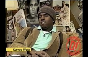 Kanye West On Rap City (2004)(Video)