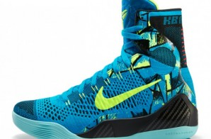 "Nike Kobe 9 Elite ""Perspective"" (Photos)"