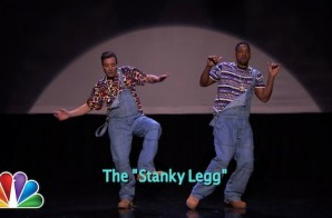 Will Smith & Jimmy Fallon – The Evolution Of Hip-Hop Dancing (Video)