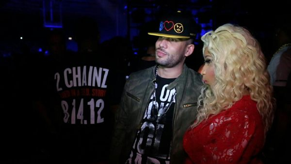 Nicki minaj and dj drama DJ Drama Calls Nicki Minaj