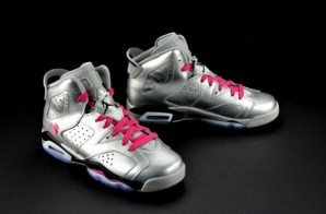 "Air Jordan 6 GS ""Valentines Day"" (Photos) (Release 2-8-14)"