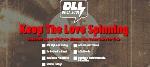delasoul Download De La Souls Entire Catalog For Free For The Next 25hrs