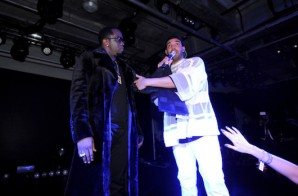 Drake, Diddy, & French Montana – Live At RevoltTV Super Bowl XLVIII Party (Video)