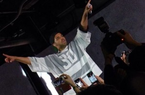 Drake Performs Mine, We Made It & Trophies At Revolt TV's Pre-Super Bowl Part (Live In NYC) (Video)