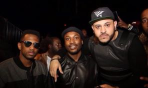 Meek Mill, Fabolous, Victor Cruz At EN|NOIR NYFW Runway Show (Photos)